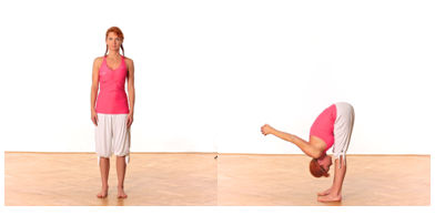 Randění s instruktorem pilates