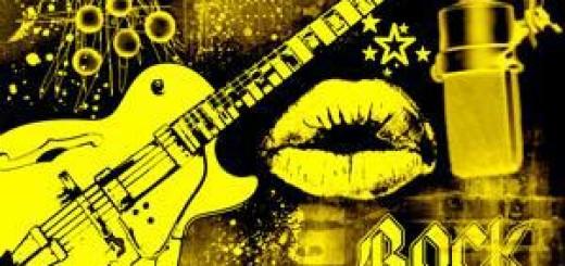 Kytara a koncert