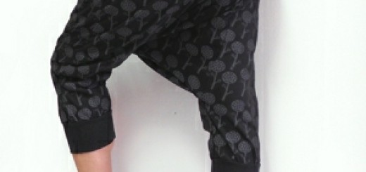 turecke kalhoty