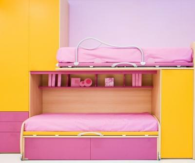 Pokud tvůj pokojíček vypadá podobně, proměnu už zasluhuje, nemyslíš?