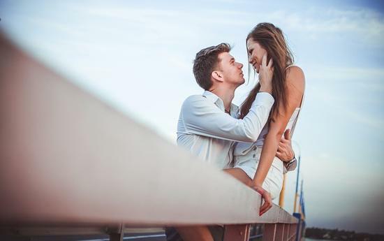 zamilovany par
